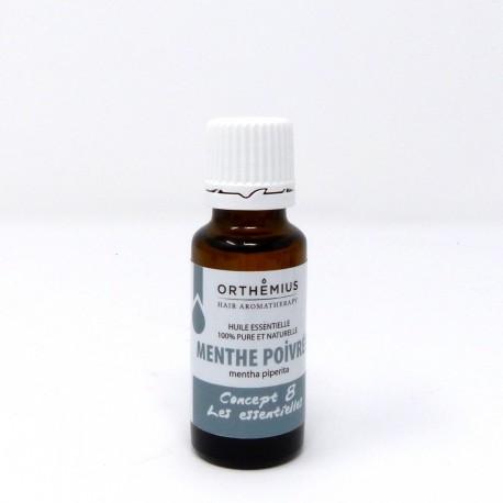 l'huile essentielle de Menthe Poivrée (Mentha Piperita)